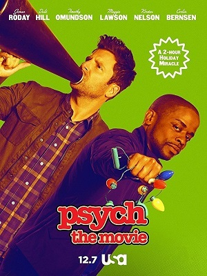 Psych - O Filme Filmes Torrent Download completo