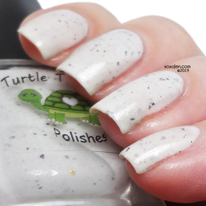 xoxoJen's swatch of Turtle Tootsie Polishes Don't Ever Let Anybody Tell You They're Better Than You