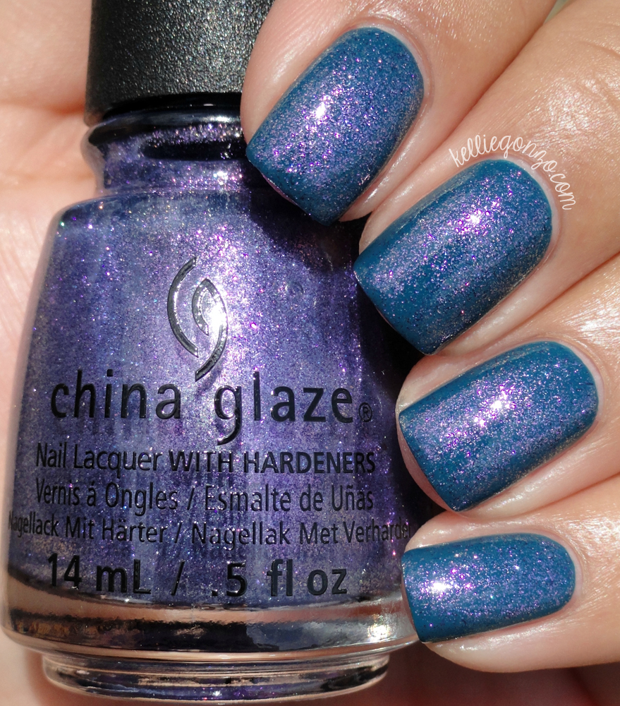 China Glaze Don't Mesh With Me