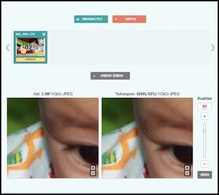 Cara Mengecilkan Foto Secara Online