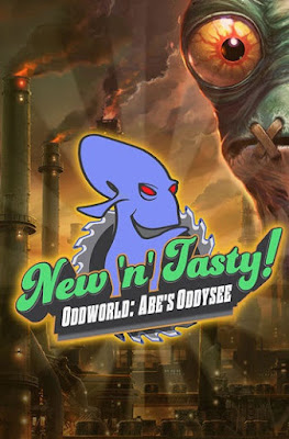 Oddworld Abes Oddysee New N Tasty PC Full Español
