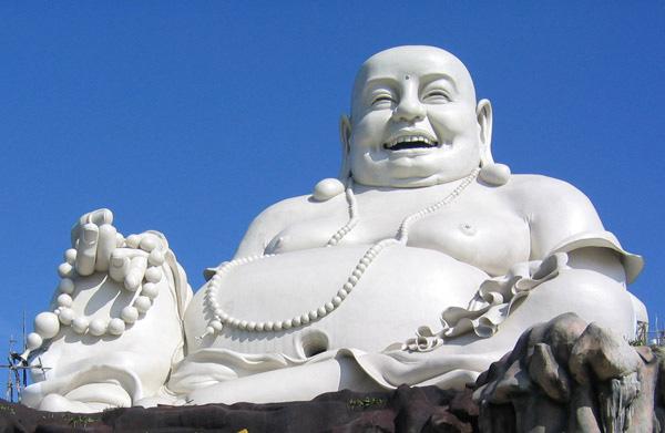 Tượng Phật Di Lặc cao nhất Đông Nam Á ở đỉnh núi Cấm, Tịnh Biên, An Giang