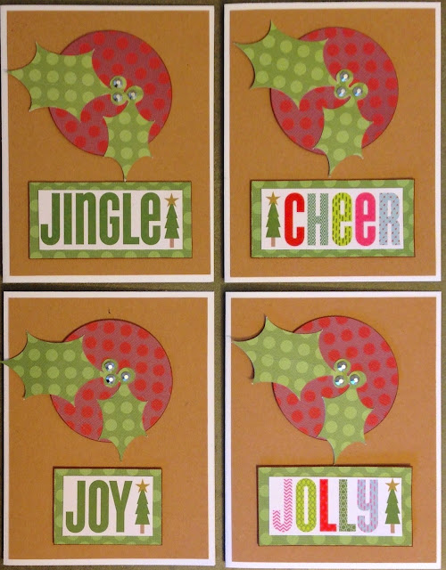 handmade holiday cards lisa fulmer