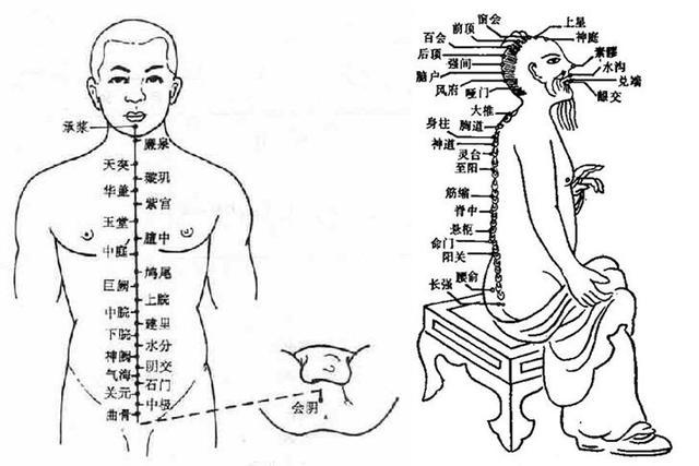 中醫  對任督二脈·真氣·小周天的認識(真氣運行法)