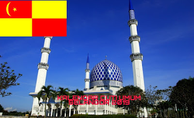 Kalendar Cuti Umum Selangor 2019