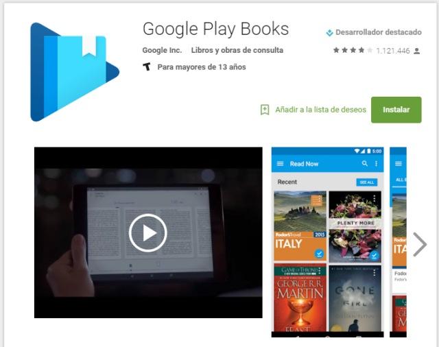 Las mejores aplicaciones para leer libros (ebooks) en moviles y tablets