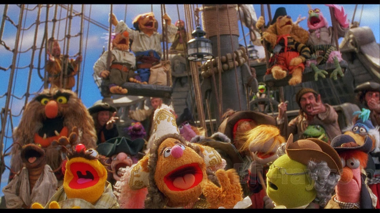 Muppet Stuff Muppet Reviews Muppet Treasure Island