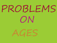 Problems on Ages with Explanation