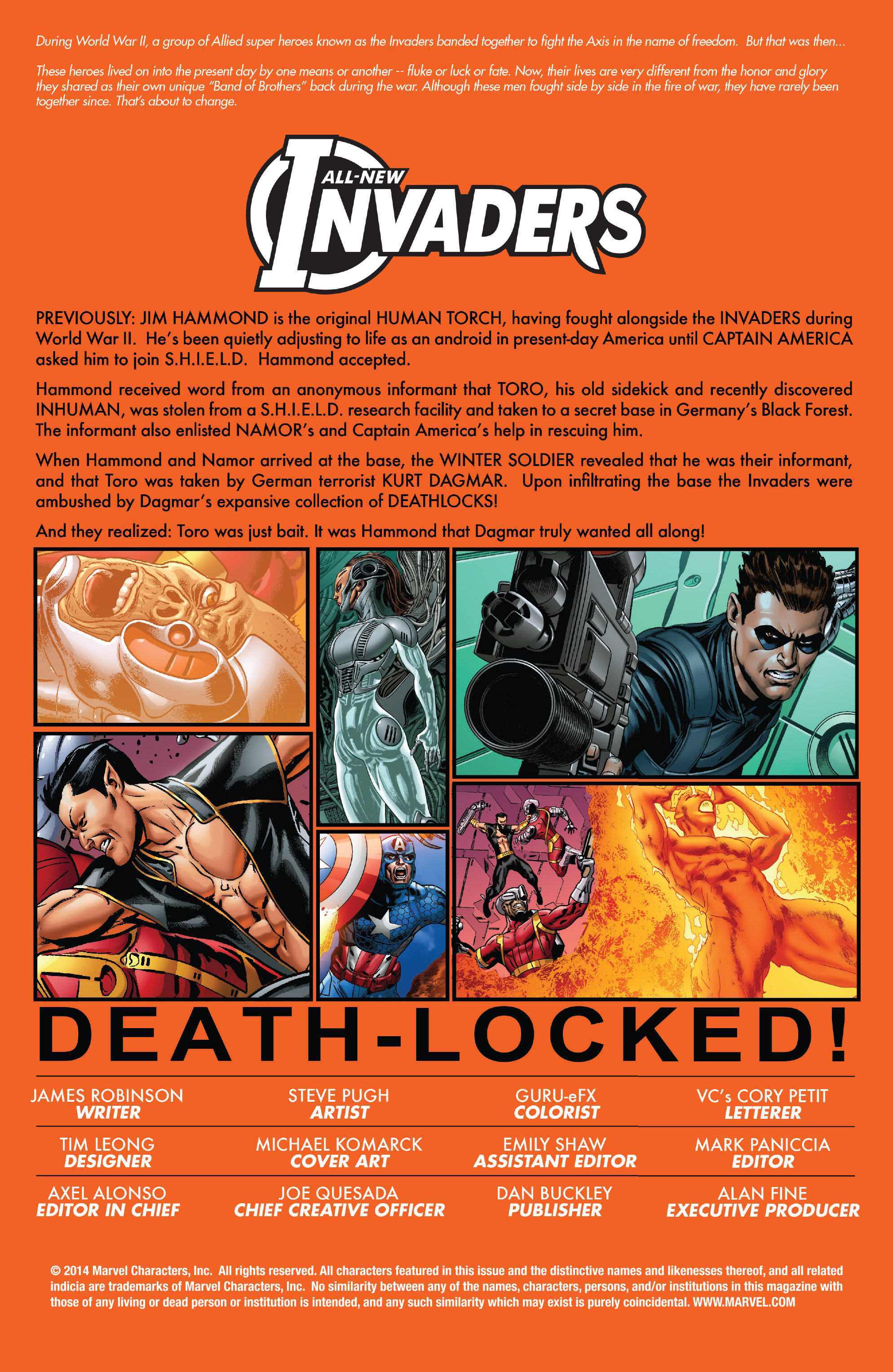 Read online All-New Invaders comic -  Issue #9 - 2
