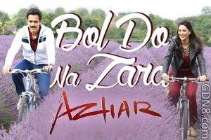 Bol Do Na Zara - Azhar - Armaan Malik