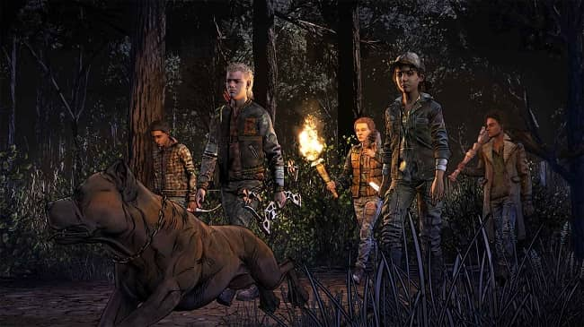 Free Download The Walking Dead The Final Season Episode 3 CODEX Repack FitGirl