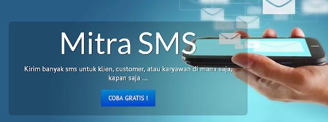 Nawakake sade Indonesia SMS Gateway Service Cocog kanggo akeh SMS