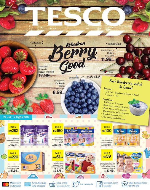 Tesco Catalogue Malaysia Discount Offer Promo