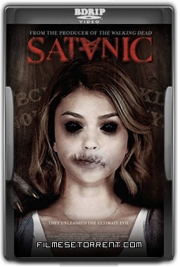 Satanic Torrent HDRip Legendado 2016