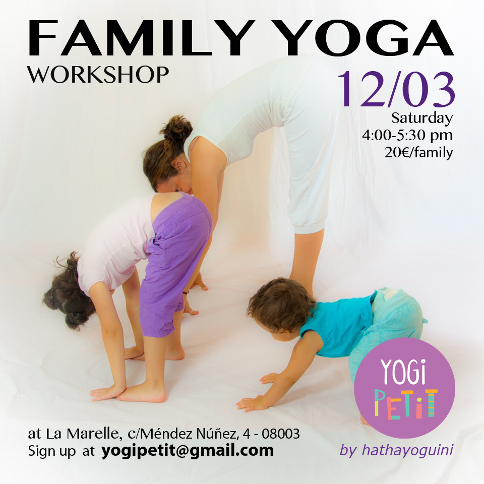 La Marelle Multilingual Daycare: Family Yoga Workshop