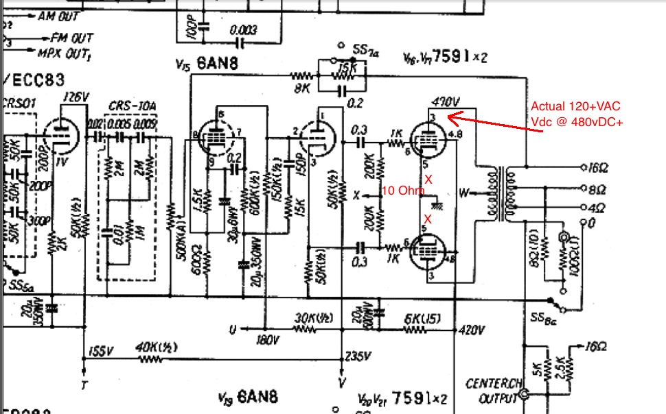 Vintage Hi-Fi Audio Restorations: Sansui 1000A Repair