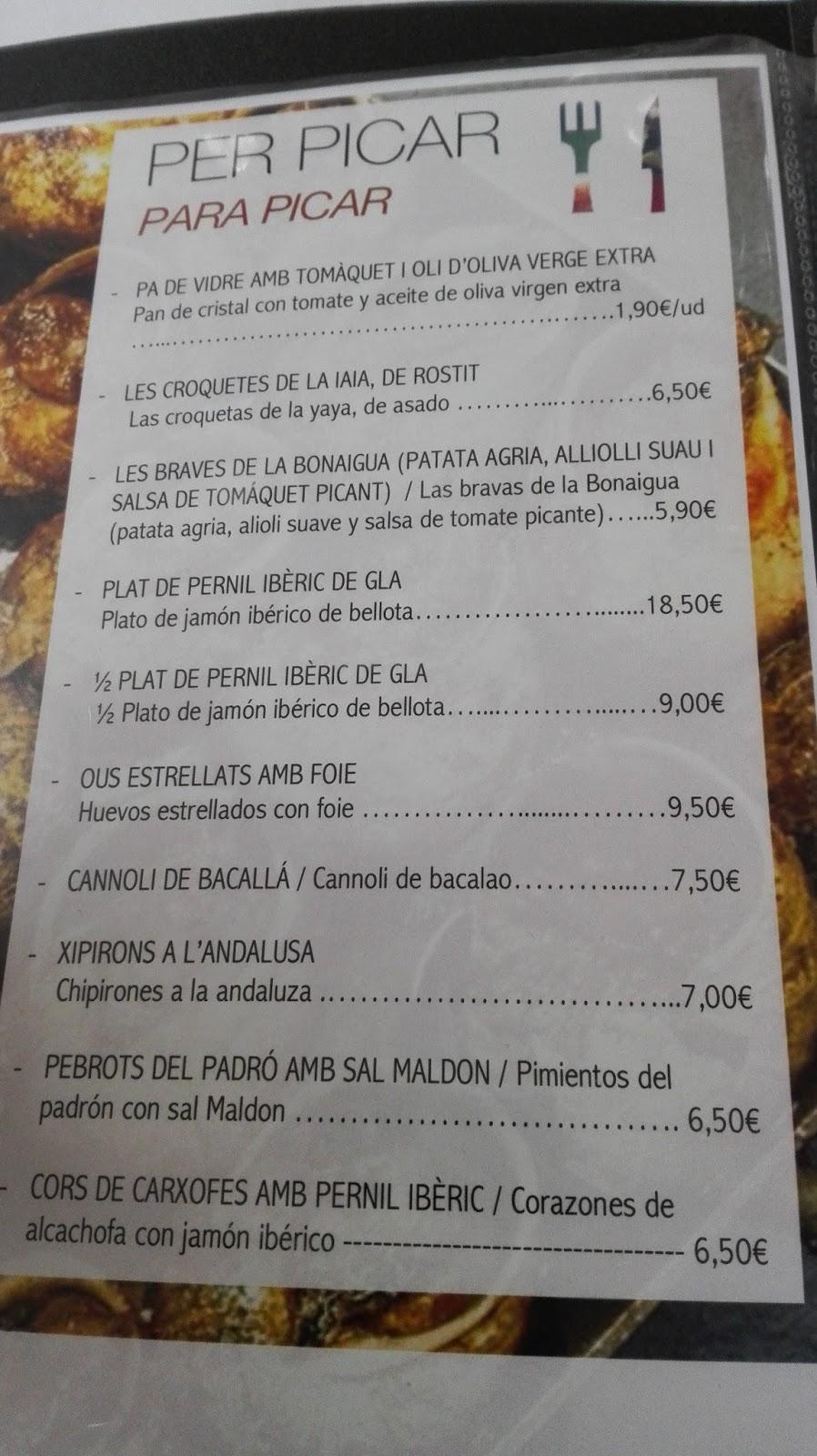 Gula gastron mica la bonaigua sant just desvern barcelona - Tiempo en sant just desvern ...
