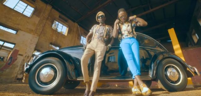 Radio & Weasel - Geza Gezamu Video