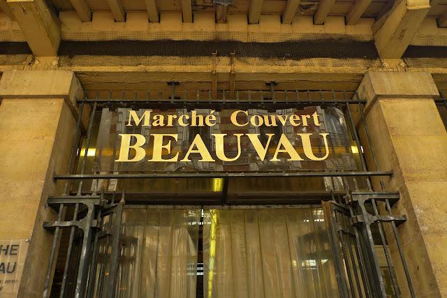 Targ Beauvau w Paryżu