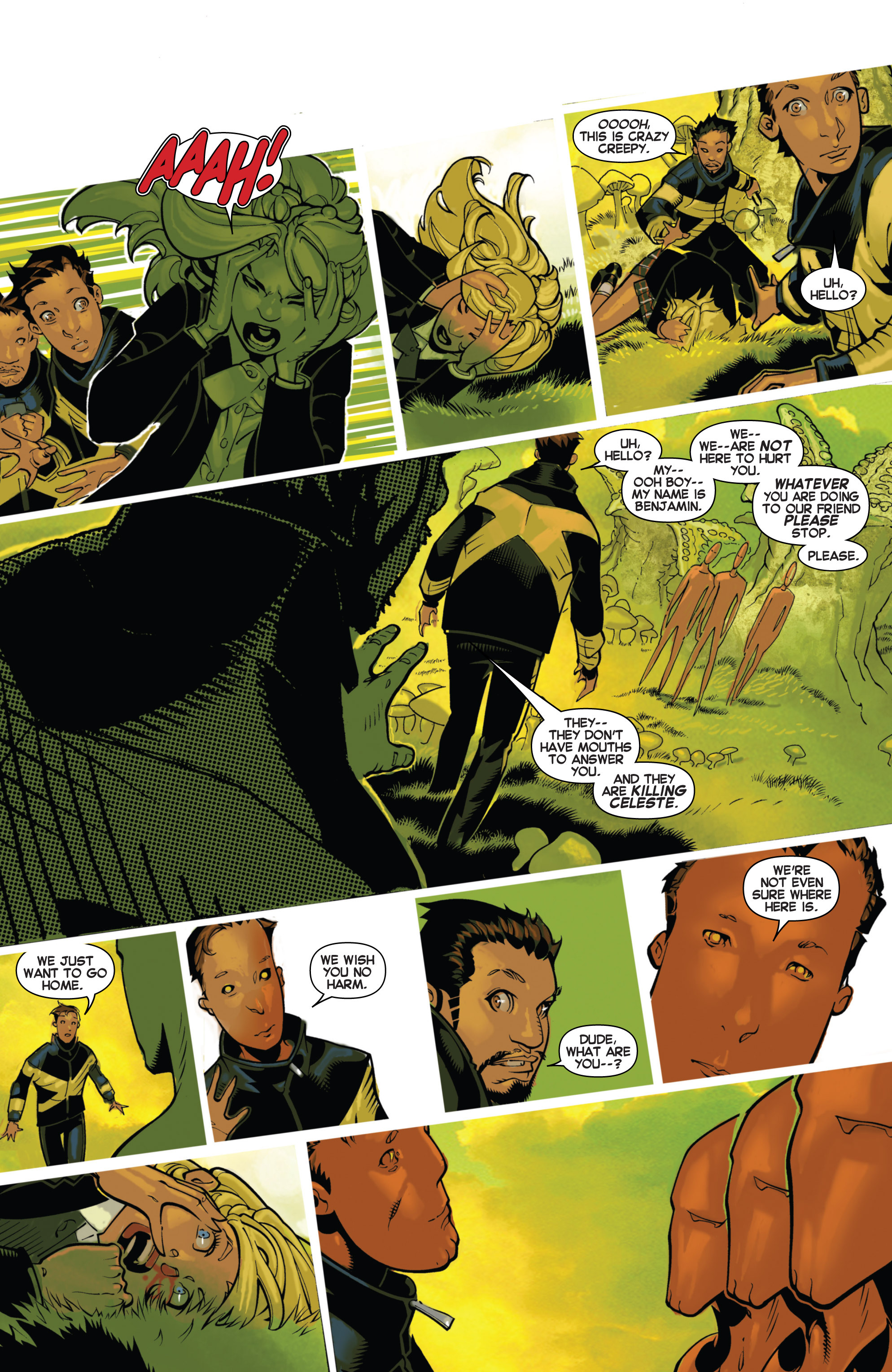 Read online Uncanny X-Men (2013) comic -  Issue # _TPB 3 - The Good, The Bad, The Inhuman - 75