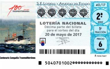 loteria nacional del sabado 20 de mayo de 2017