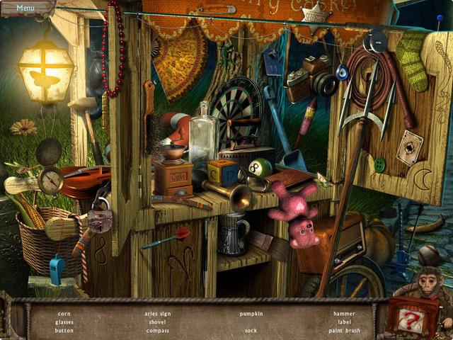 لعبة عربة السيرك