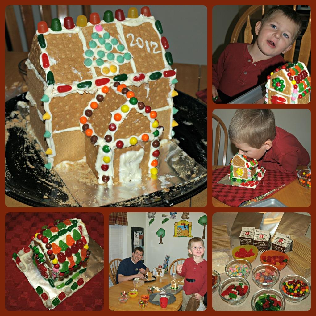 We Love Being Moms Easy Diy Gingerbread Houses