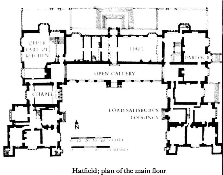 Lord Foxbridge in progress March 2013 – Hatfield House Floor Plan