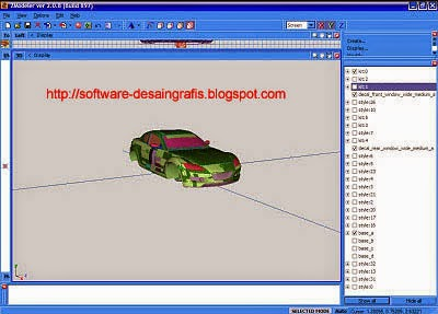download free software desain grafis z modeler