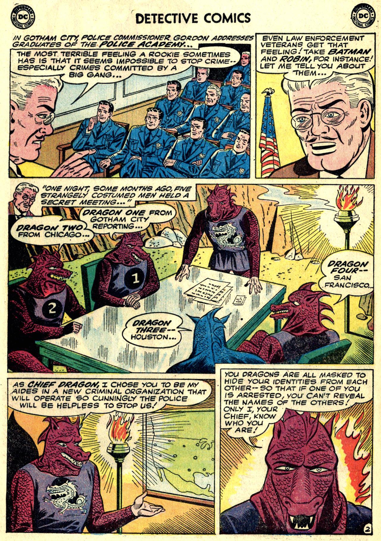 Detective Comics (1937) 273 Page 3