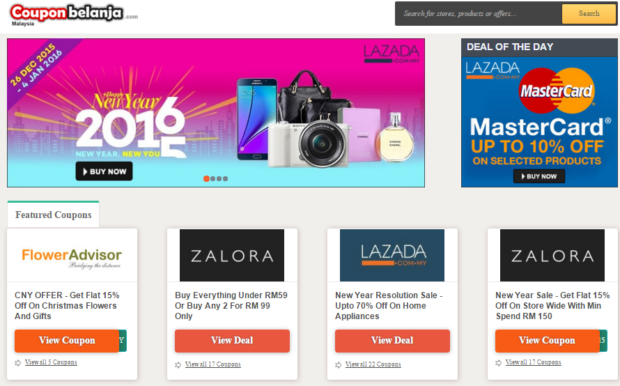 10 Online Shopping Paling Popular Di Malaysia Melalui Aplikasi Telefon Pintar