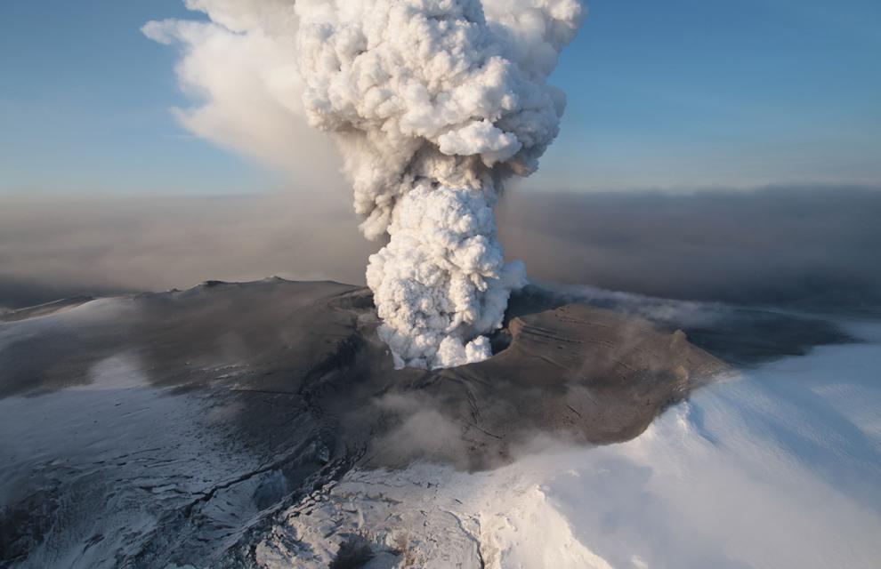 Visita los Volcanes de Islandia