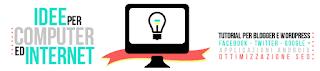 Idee per computer ed internet