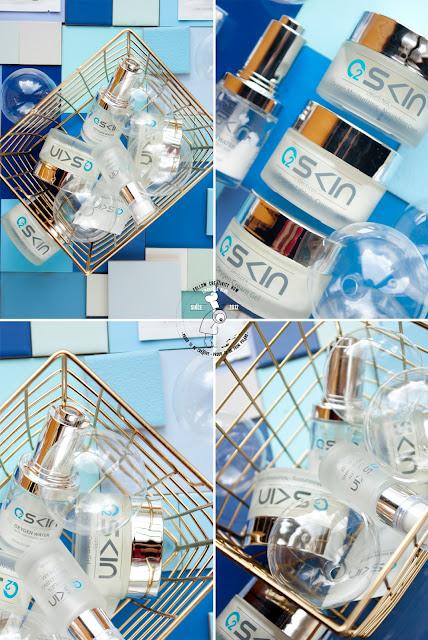 oxygen polskie kosmetyki tlenowe aktywny tlen w serum O2Skin active oxygen cosmetics