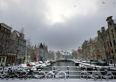 Things to do in Amsterdam: Winter