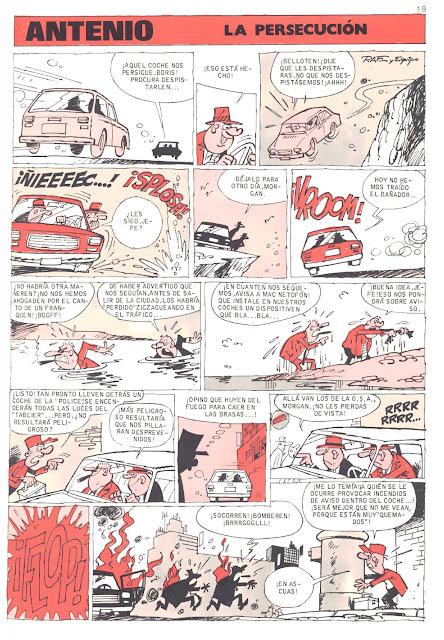 Mortadelo nº 314 (29 de Noviembre de 1976)