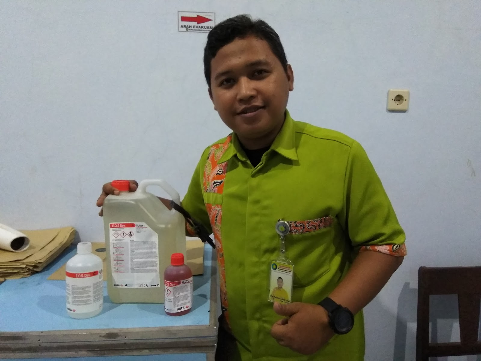 Gaji Radiografer Indonesia