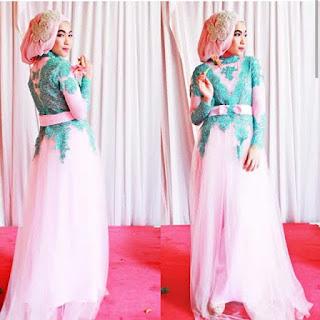 Model Kebaya Terbaru Untuk Wanita Muslimah