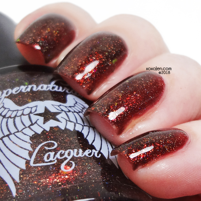 xoxoJen's swatch of Supernatural Big Damn Heroes