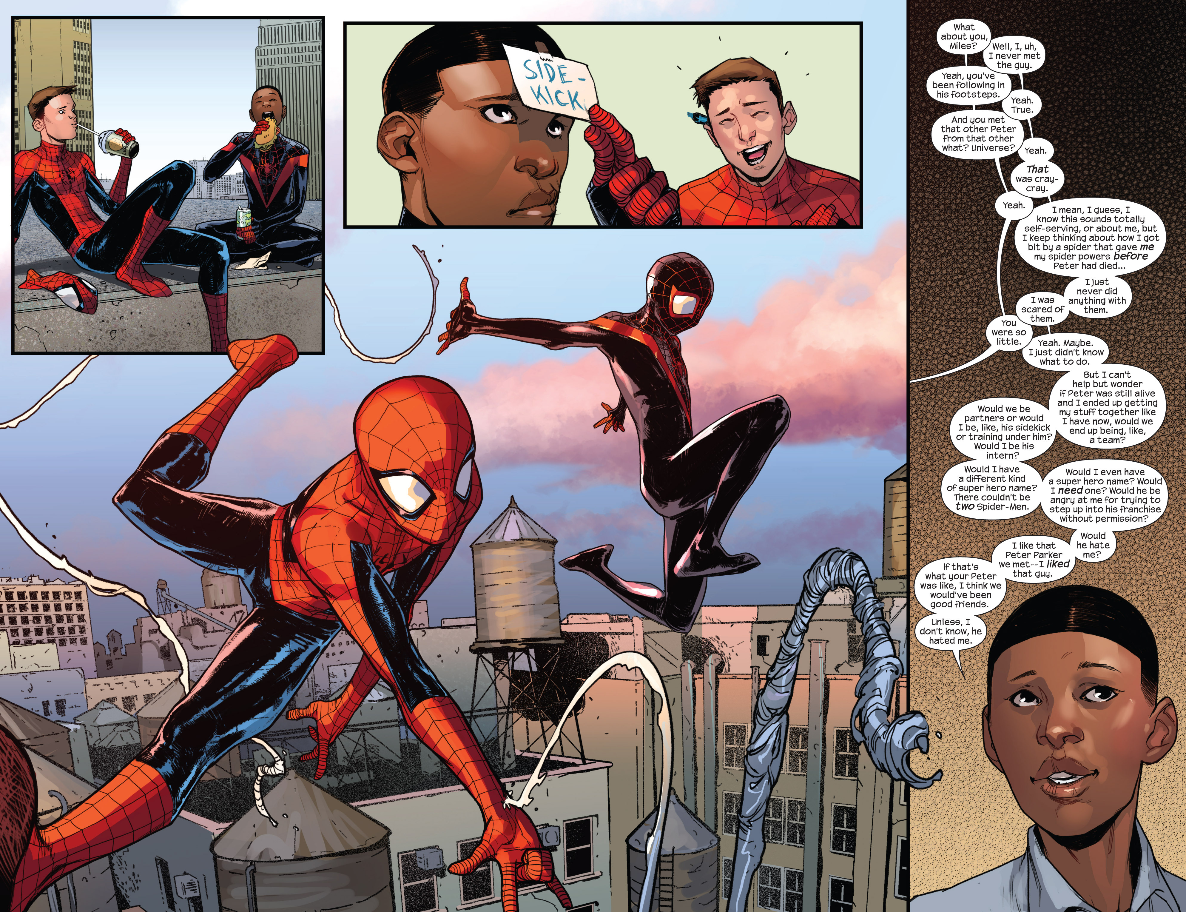 Read online Ultimate Comics Spider-Man (2011) comic -  Issue #200 - 18
