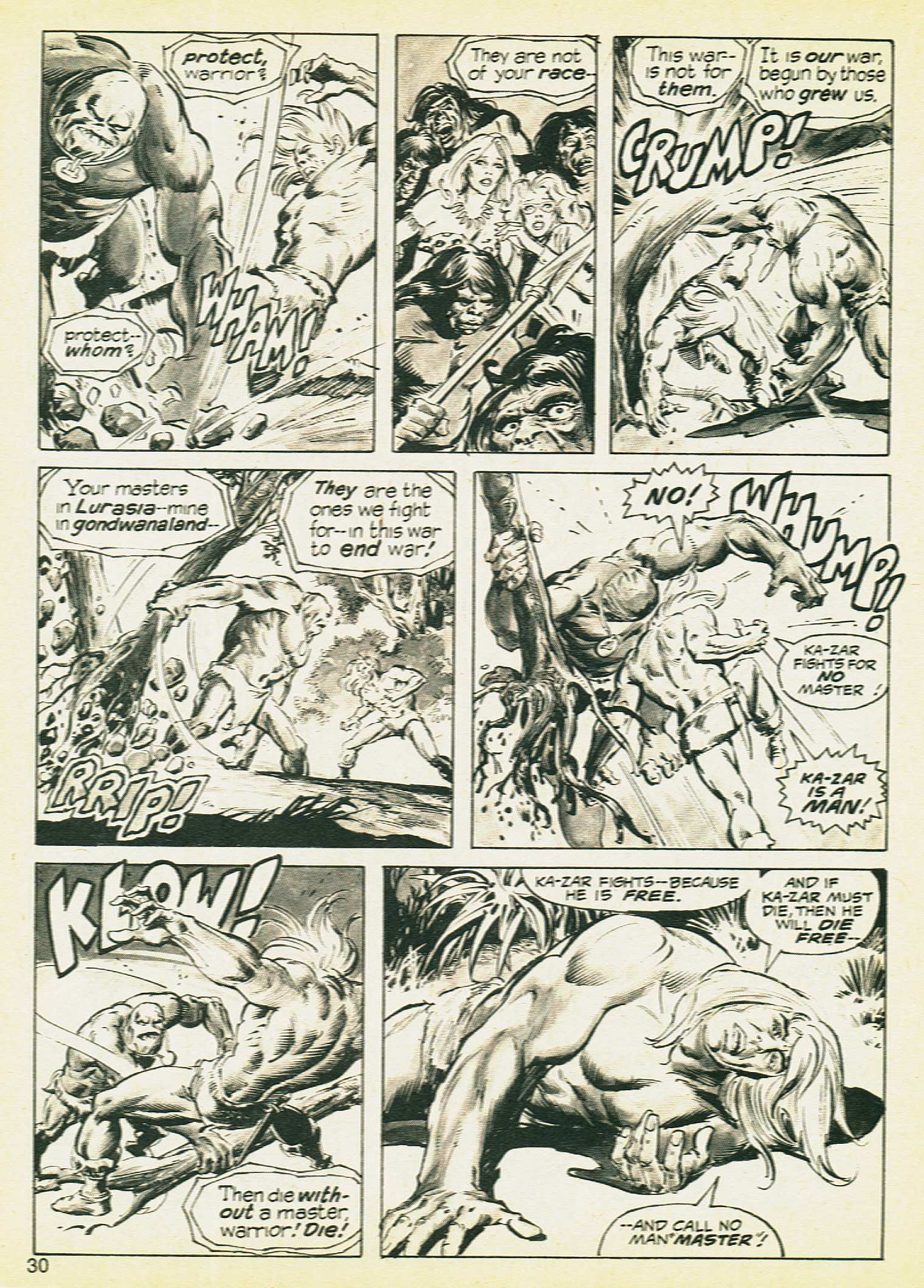 Savage Tales issue 8 - Page 26