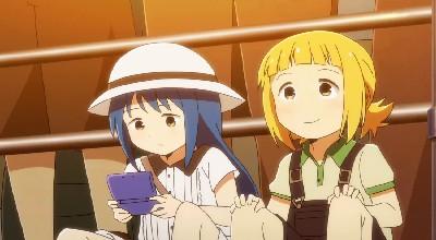 Mitsuboshi Colors – Episódio 04