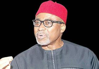 Biafra: Nnamdi Kanu's whereabouts - Abaribe