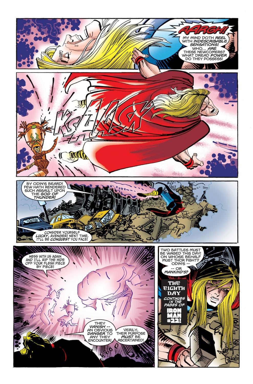 Thor (1998) Issue #17 #18 - English 22