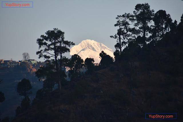 himalaya view, himalayan view points, bageshwar himalaya view,