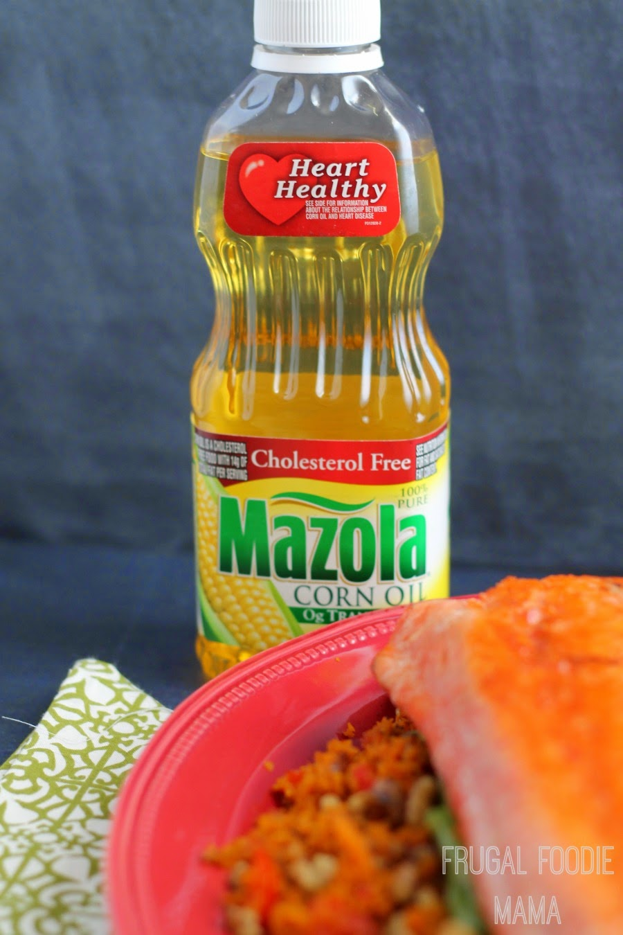 Mazola Corn Oil is a heart healthier option than many other, high saturated fat alternatives.