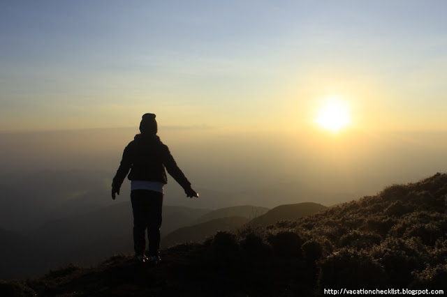 Hiking Mount Pulag, Philippines