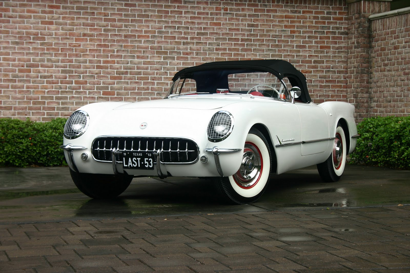 Corvettes Of Houston >> The Corvette Blog: E53F 001300 - The Last of the First ...