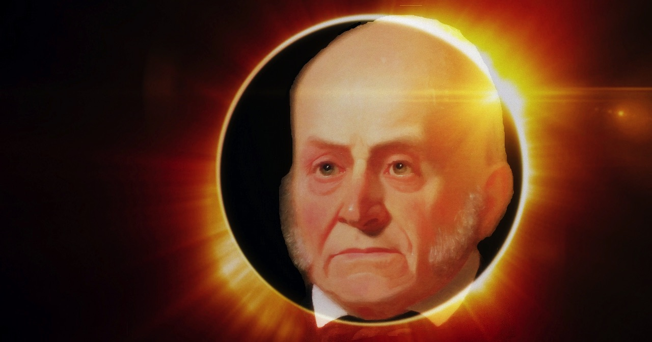 Solar Eclipse Tips From John Quincy Adams