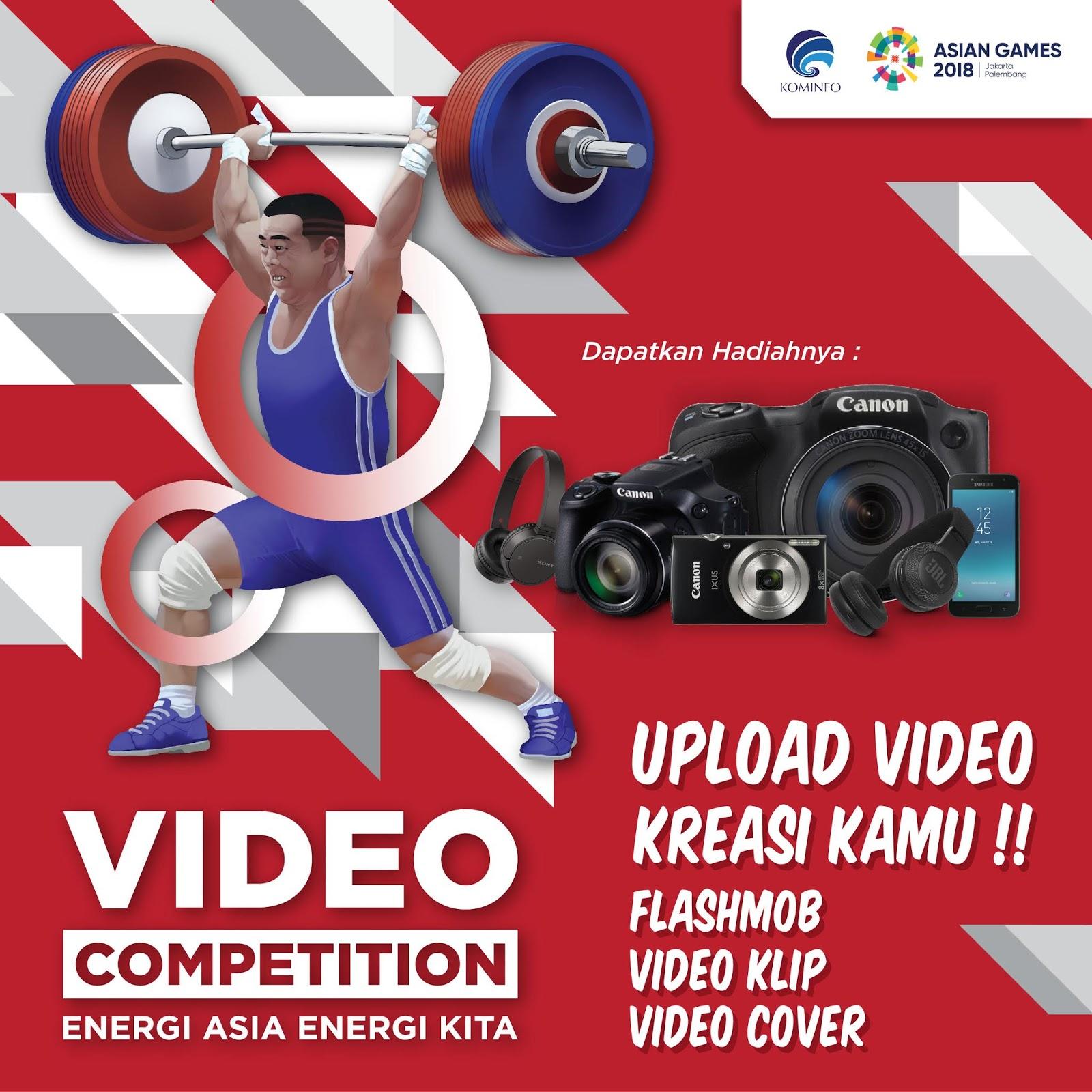 Download Lagu Asian Games 2018 Janger Persahabatan: Play Hard Work Smart